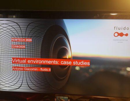 Virtual environments: case studies